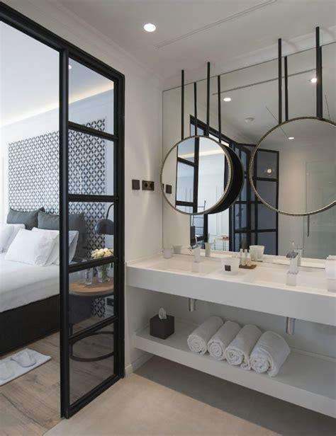 chambre salle de bain davaus chambre avec salle de bain verriere avec