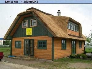 Dřevěné chaty celoroční