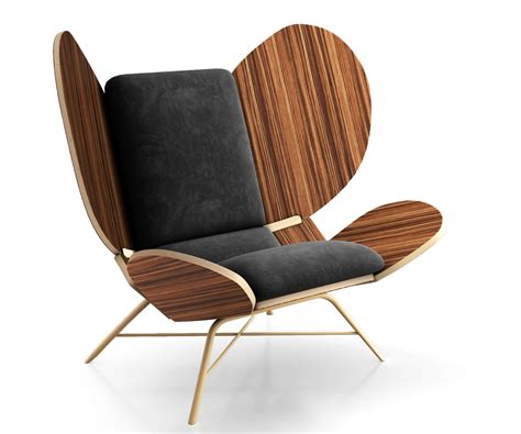wing lounge chair modern chair high quality