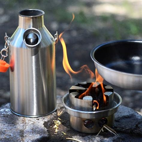 hobo stove trekker kettle accessory fits models survival kelly kit accessories camping camp cookware action equipment