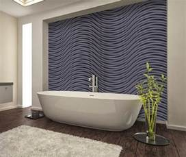 Bathroom Wall Cladding Materials by 15 Dazzling Decorative 3d Wall Panels Trends Of 2017