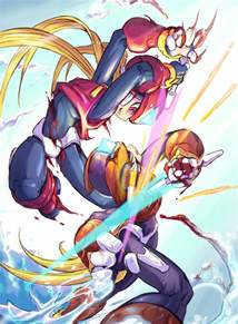 Megaman Zero Omega