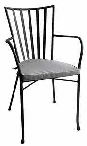 Fauteuil Fer Forgé : fauteuil fer forg mack ~ Teatrodelosmanantiales.com Idées de Décoration