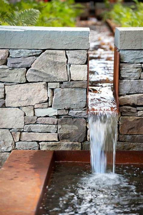 Gartengestaltung Modern Mit Wasser by 100 Unglaubliche Bilder Moderner Steingarten