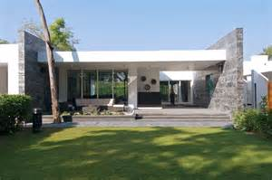 contemporary house plans single story minimalist bungalow in india idesignarch interior design architecture interior decorating