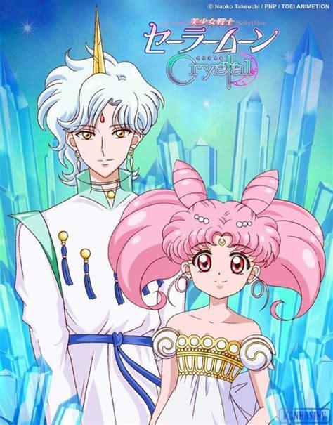immagini gallery  sailor moon crystal topmanga