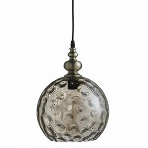 Searchlight am indiana globe ceiling pendant light