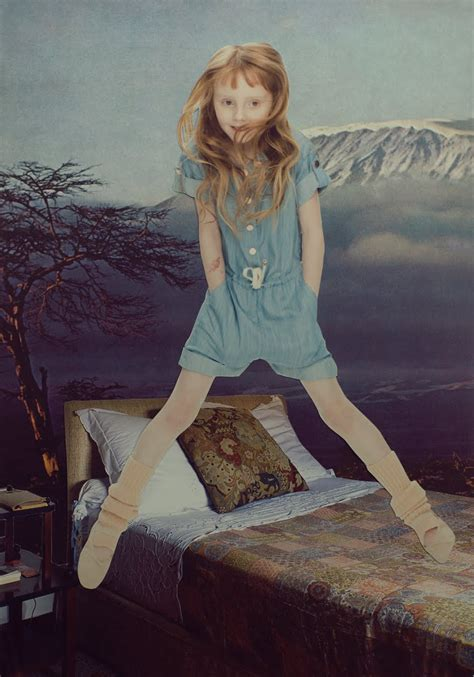 thea bjerre editorial for cover magazine february 2012 issue