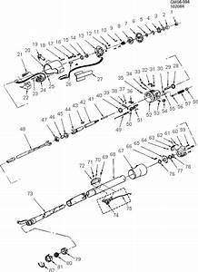 Steering Column Parts For 1957 Cadillac