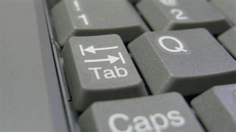 tab key  referencecom