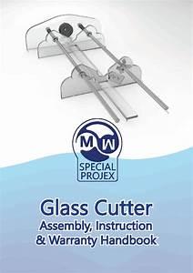 Glass Cutter Instructions