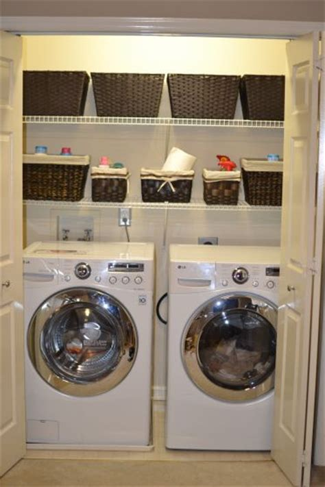 diy laundry closet makeover for the home