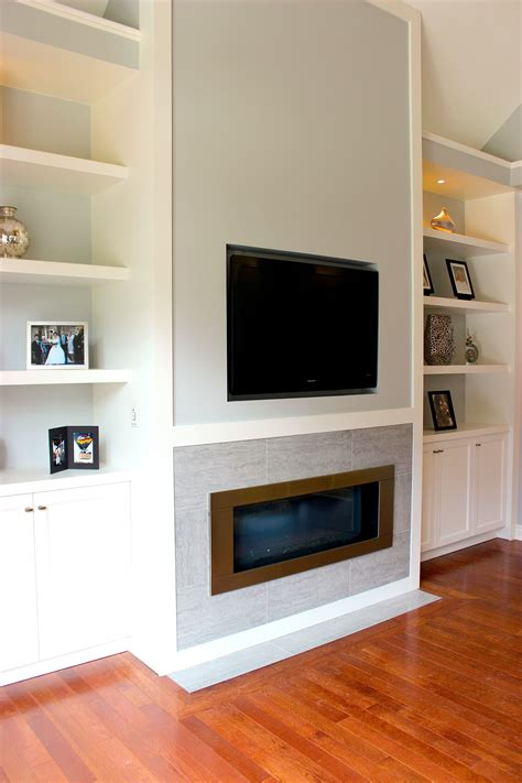 Living Room Wall Shelving Units by White Living Room Wall Unit With Built In Television And