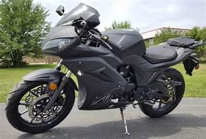 125cc Ninja Street Bike 4 Speed Manual Motorcycle Scooter
