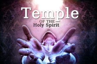 temple   holy spirit video loop church motion graphics