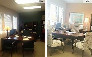 Before, And, After, Edward, Jones, Office, Makeover