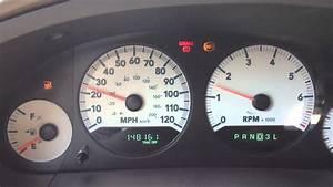 2005 Dodge Grand Caravan - Instrument Panel Problem