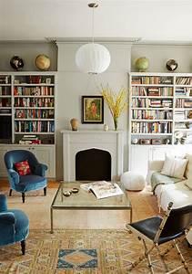 25, Eclectic, Living, Room, Design, Ideas