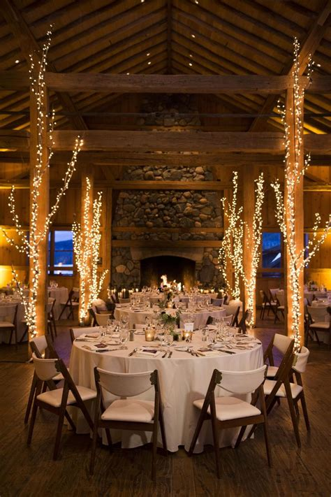 ideas  indoor wedding receptions