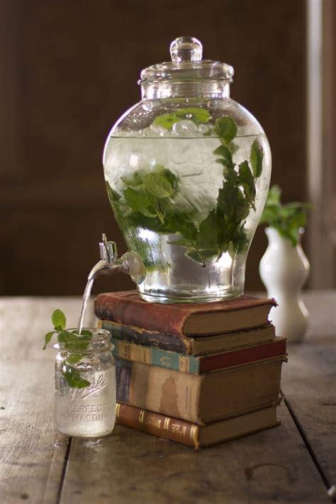 images  glass drink dispensers  pinterest