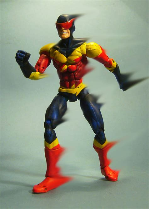 Argenta-2008 Customs: Speed Demon Marvel Legends