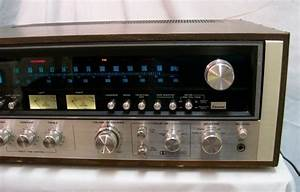 Sansui Stereo Receiver Model 8080db