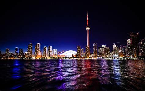 Toronto Nightscape Wallpapers