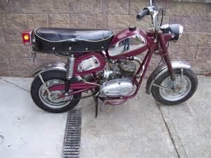 Bronco Mini Bike