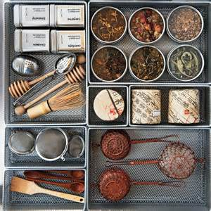 kitchen organizing     drawers martha stewart
