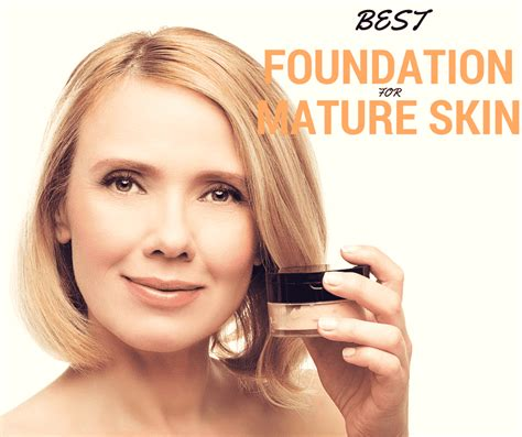 Best Mineral Makeup For Older Skin Style Guru Fashion Glitz Glamour Style Unplugged