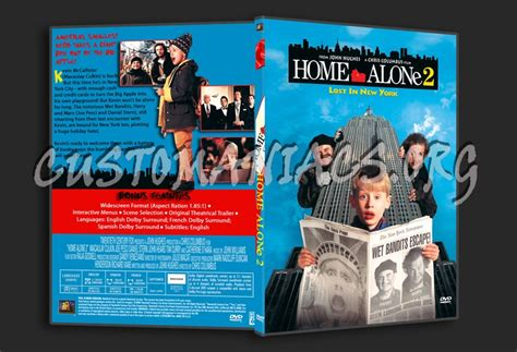 Home Alone Collection  Dvd Covers & Labels By Customaniacs, Id 12290 Free Download Highres