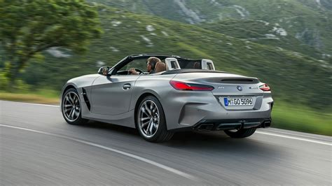 2019 bmw z4 sdrive30i makes 255 horsepower automobile magazine