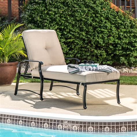 la z boy outdoor emerson chaise lounge limited