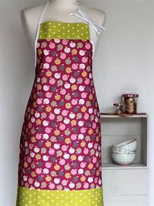 Tablier De Cuisine Femme : tablier de cuisine femme frutti creacoton ~ Teatrodelosmanantiales.com Idées de Décoration