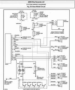 Help    Need Wire Color Diagram For 2003 Sorento