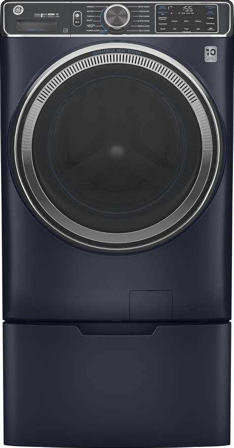 gfwspnrs ge   cu ft front load powersteam washer wifi ultrafresh odorblock