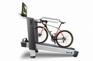 tacx magnum le hometrainer a tapis roulant opentrifr With tapis roulant pour velo