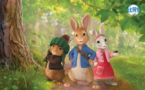 可爱彼得兔卡通壁纸,高清图片,电脑桌面-壁纸族