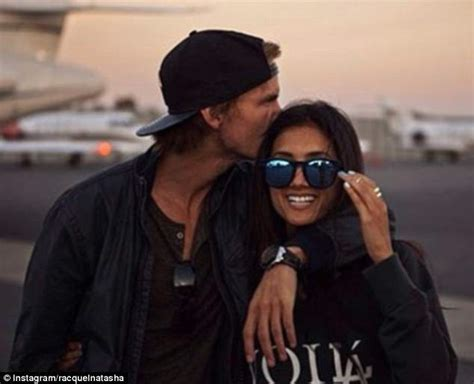 Avicii's Ex Racquel Bettencourt Thanks Dj For Showing Her