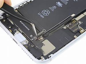 Iphone 8 Plus Wi-fi Diversity Antenna Flex