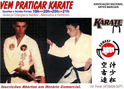 Karate Blumenau Blumenauense