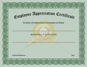 employee of the month certificate template with picture - 21 best images about appreciation certificate on pinterest