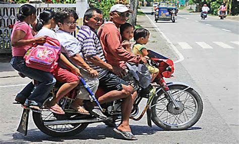 philippine motorcycle taxi habal habal filipino motorcycle taxis not for the faint