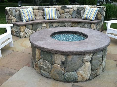 Best Gas Fire Pit Wood Burning Fire Pit Table Natural Gas