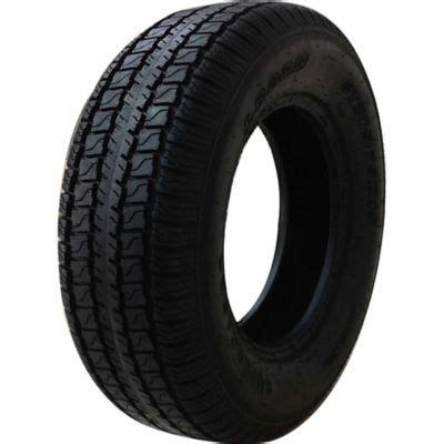 Hi Run Boat Trailer Tires by Hi Run Trailer Tire St175 80d13 6 Mounted On 13 X 4 5 5