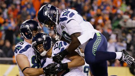 super bowl xlviii seahawks  broncos highlights nfl