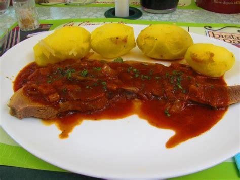 langue de cuisine comment faire la cuisine de la langue de bœuf
