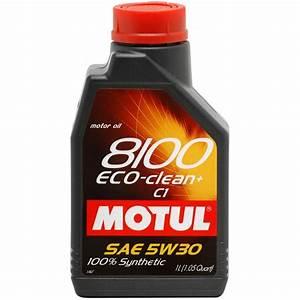 Huile Moteur Essence : huile moteur motul 8100 eco clean c1 sae 5w30 essence et ~ Melissatoandfro.com Idées de Décoration