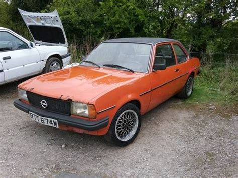 Opel Ascona For Sale by For Sale Opel Ascona B 2 Door Lhd 2 2 Auto 1981