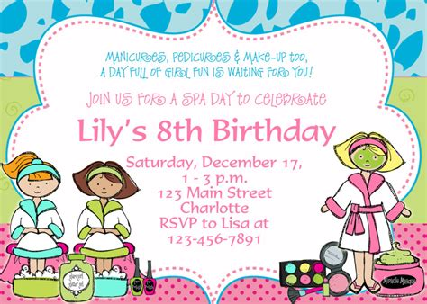 invitation party templates birthday party invitation template bagvania free